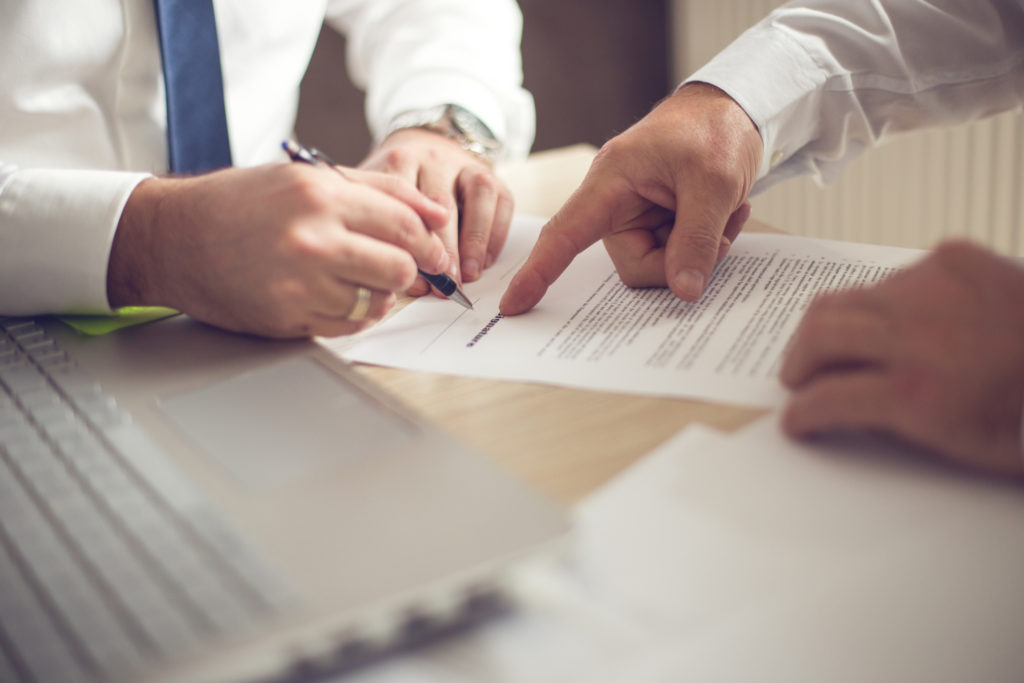 Strata management agreements