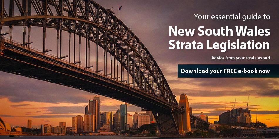 NSW Strata Legislation e-book
