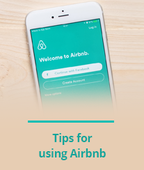 Tips for using Air BnB