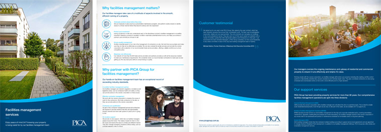 Facilities Management Brochure Download
