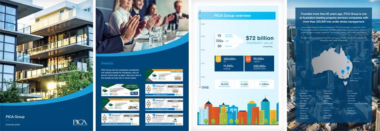 PICA Corporate profile