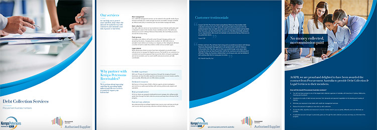 Receivables Management Brochure Download