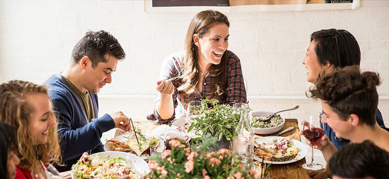 Tips for hosting parties header image