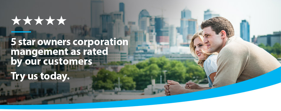 Owners Corporation Management header