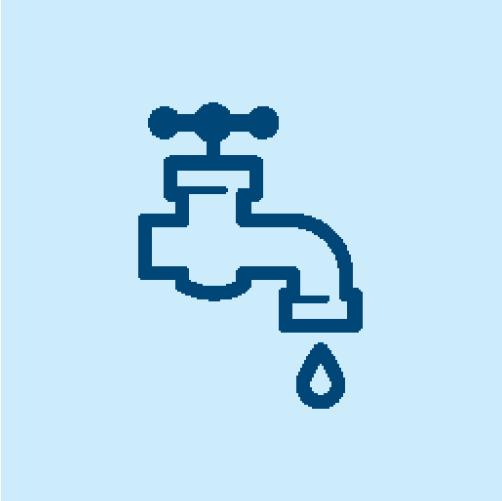 Increase water efficiency