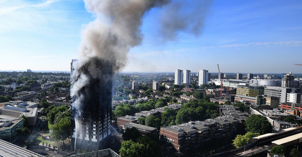 replace unsafe cladding
