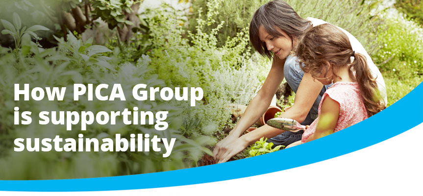 PICA Group Supporting Sustainability