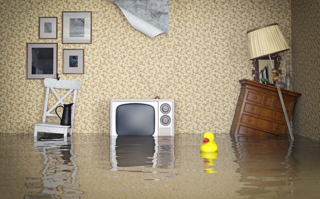 strata Storm damage or flood damage