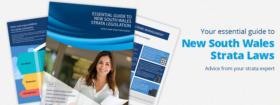 New South Wales strata legislation