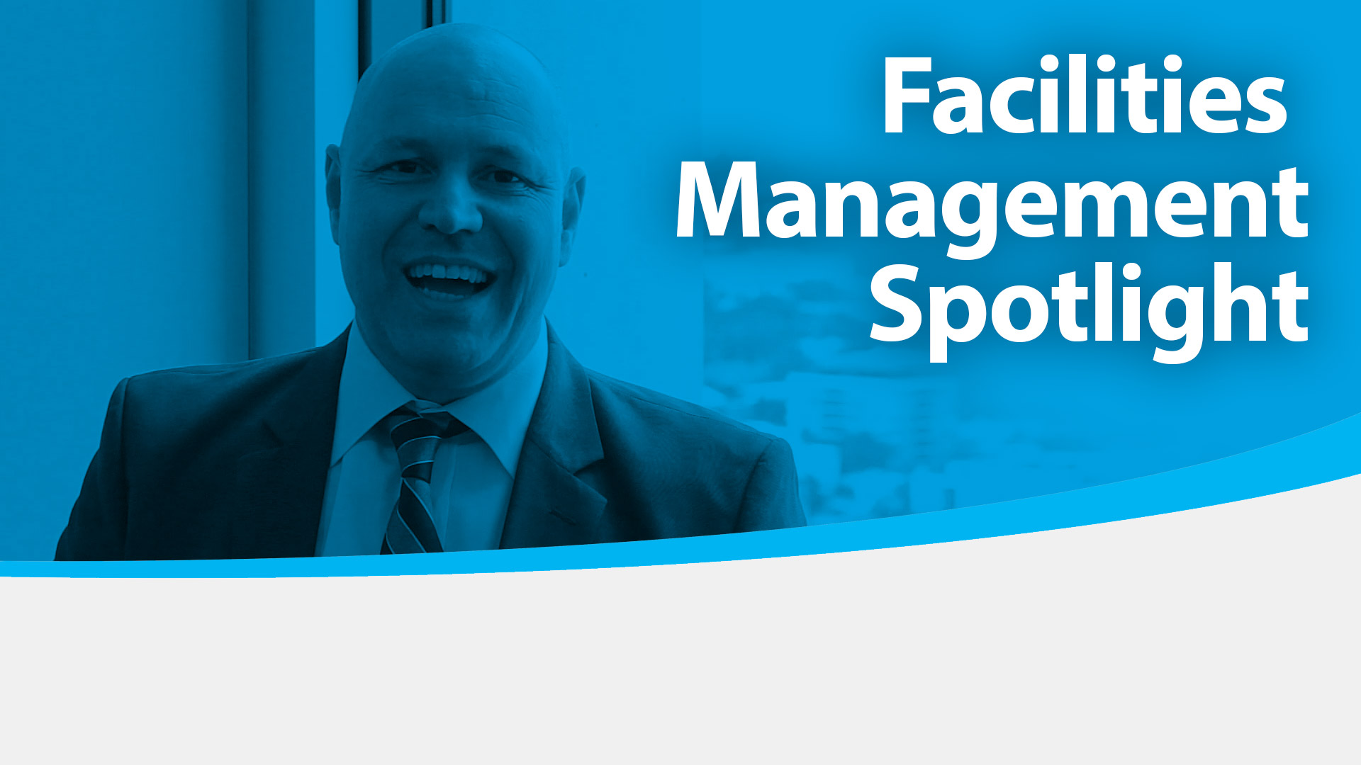 Tony Mangraviti, deputy general manager at Building Facilities Management Solutions (BFMS)
