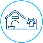 Dry-laundry-outside-icon