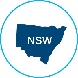 New South Wales icon