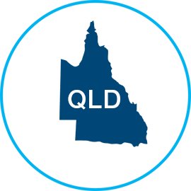 Queensland state icon