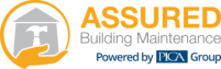 Assured Building Maintenance logo