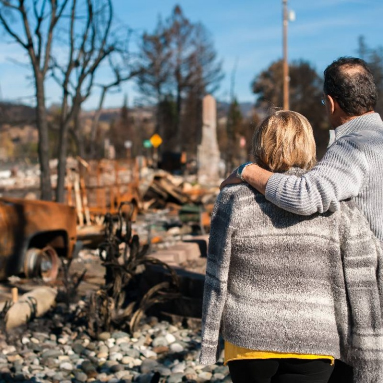Protecting your strata property against bush fire damage