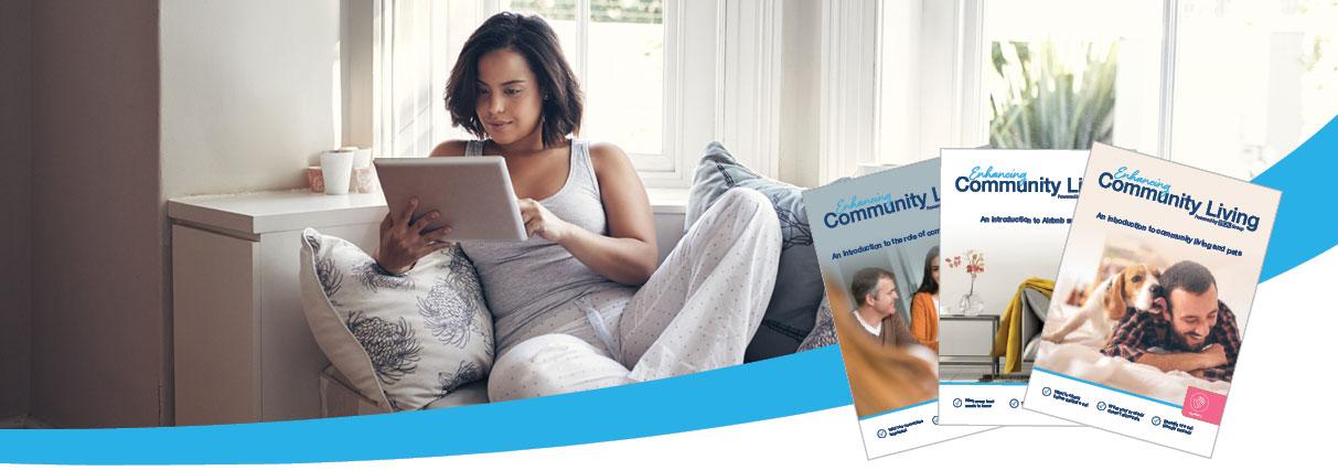 Community Living Guides header image