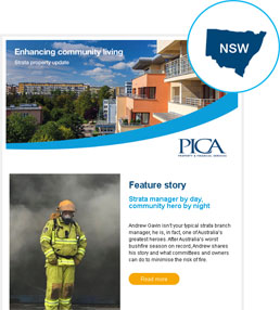 NSW newsletter sample-March 2020