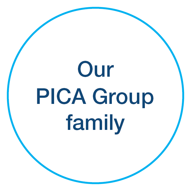 Our PICA Group family icon