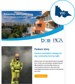 VIC newsletter sample-March 2020