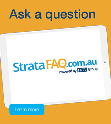 StrataFAQ ad image