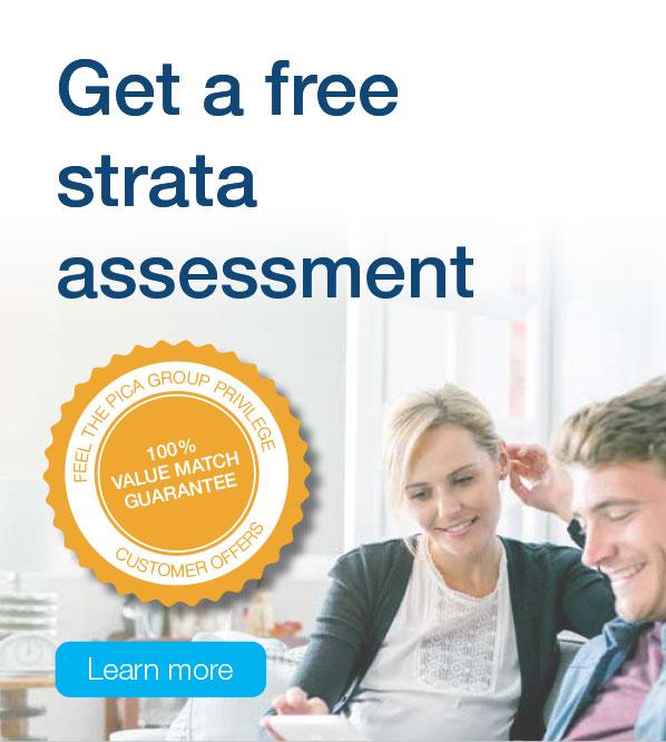 Free strata assessment