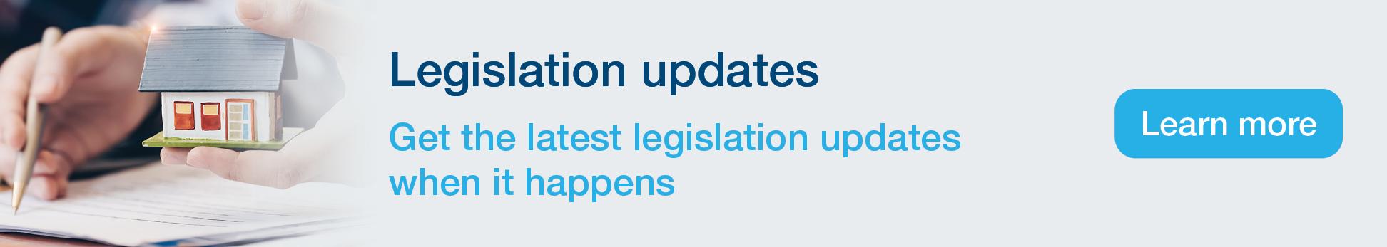 PICA Group legislation updates