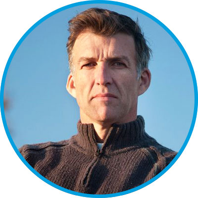 Sustainability ambassador, Tim Jarvis AM