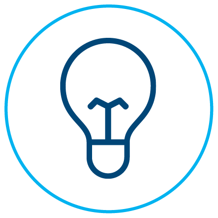 Electrical, lighting and data icon