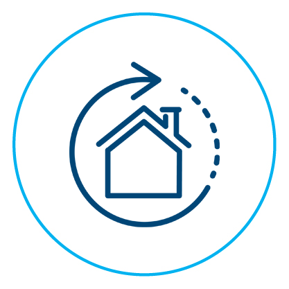 Property removal icon