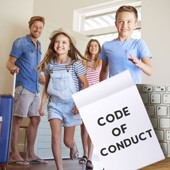 A new code of conduct to better regulate short term rentals feature image