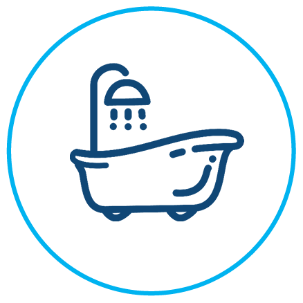 Utility supply icon