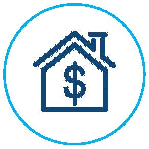 Levy and fee estimates icon