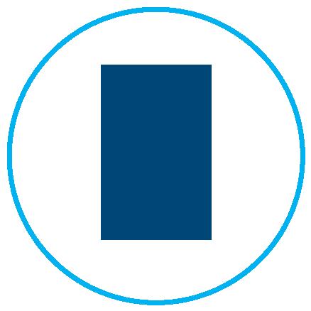 Access and egress icon