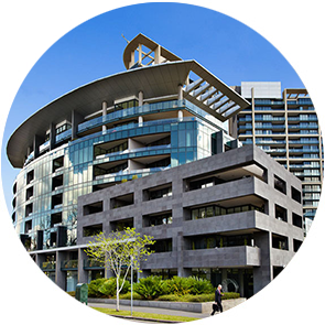 BCS owners corporation managed property - 250 St Kilda Road, Southbank