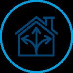 Flexible services icon