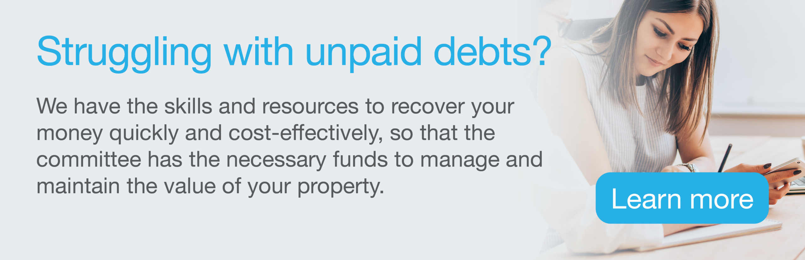 Strata debt recovery Kemps Petersons Receivables