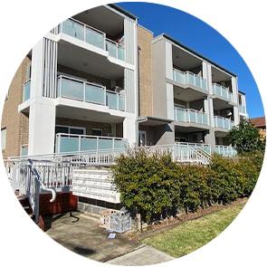 GK strata managed property - 70-72 Amy Street, Campsie