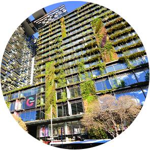 Dynamic strata managed property - Central Park, Sydney