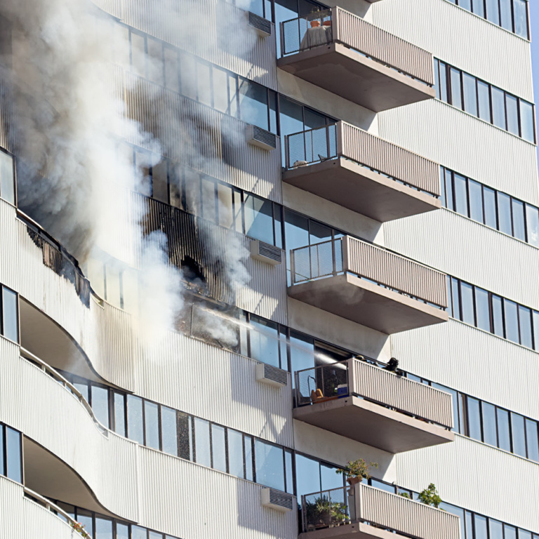 Combustible cladding on strata properties_2