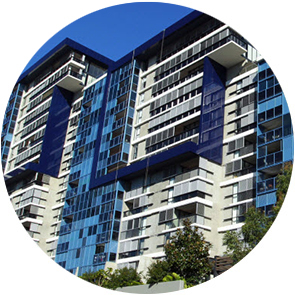 Dynamic strata managed property - Trio City Quarter, Camperdown