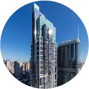 GK strata managed property - World Tower, Sydney