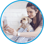Community living and pets category icon