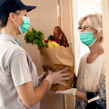 How to avoid risks when it comes to strata food deliveries during COVID-19 feature image